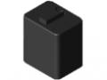 Elemento distanziale 8, nero