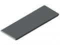Calotta per squadra automatica 8 80x80, grigio simile a RAL 7042